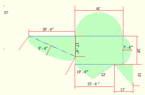 Area Calculator with Multiple Shapes
