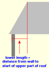 Gambrel Roof   Asphalt Shingles Calculator
